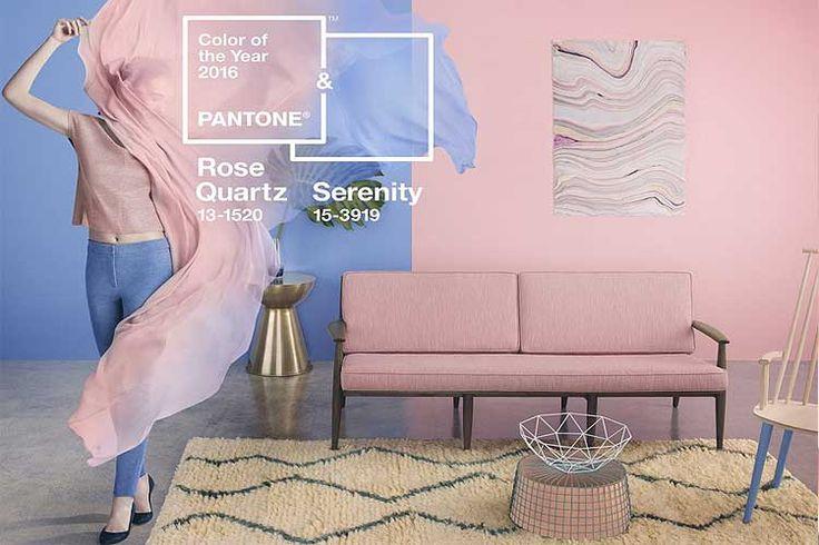 Colores Pantone tendencia 2016 - Villalba Interiorismo
