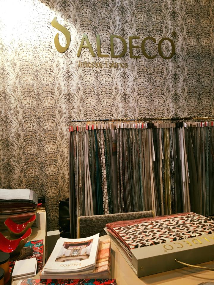 Aldeco en feria Intergift 2016 Madrid - Villalba Interiorismo