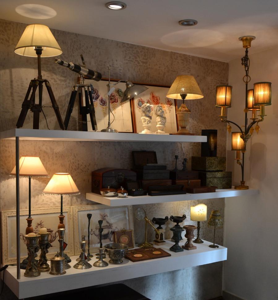Decoración vintage - Villalba Interiorismo (3)