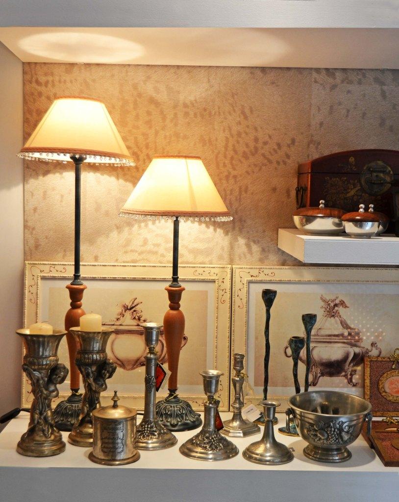 Decoración vintage - Villalba Interiorismo