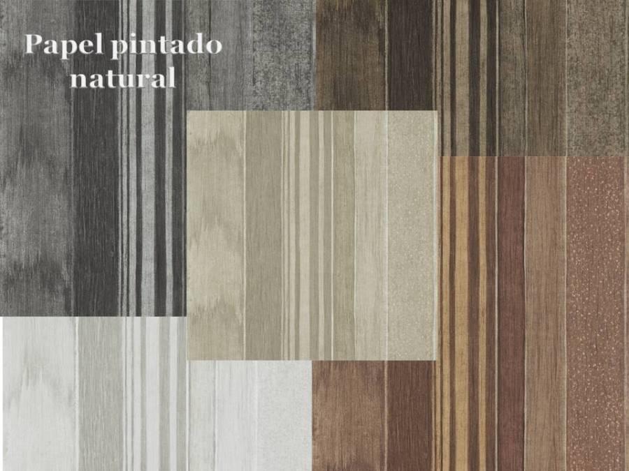Papel pintado moderno - Villalba Interiorismo