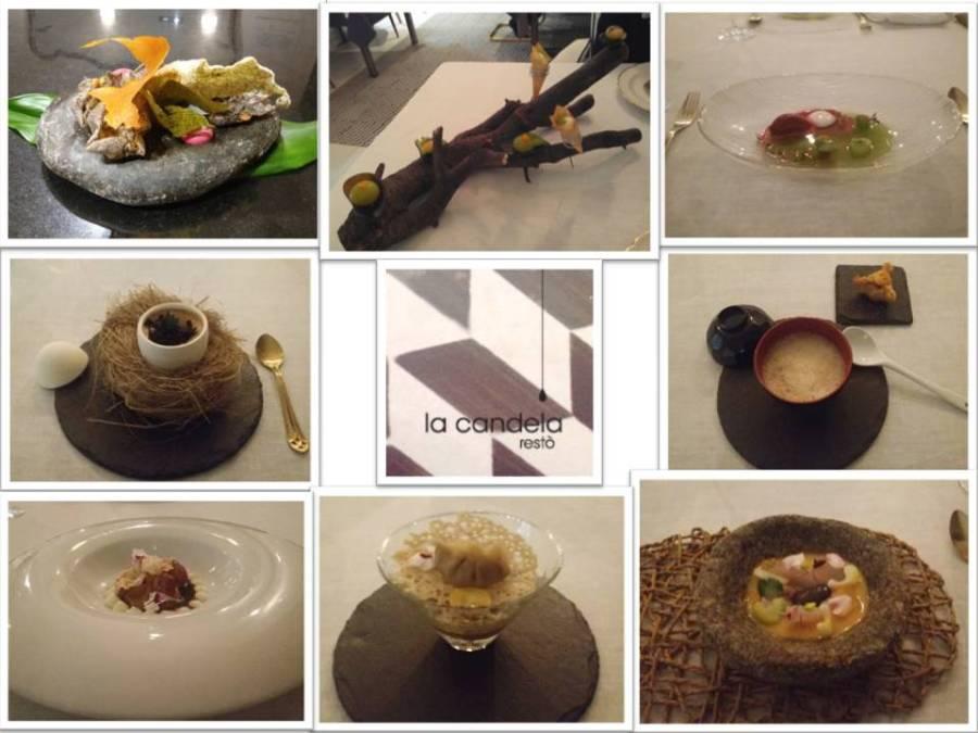 Restaurante La Candela Restó 1- Villalba Interiorismo