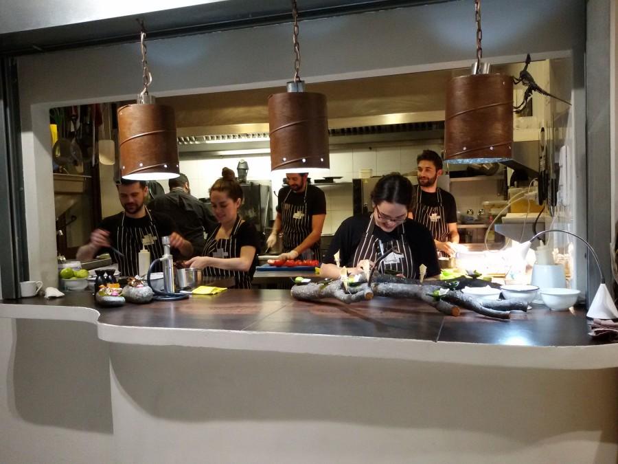 Restaurante La Candela - Villalba Interiorismo