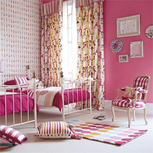 Alfombra para habitación niña - Villalba Interiorismo (2)