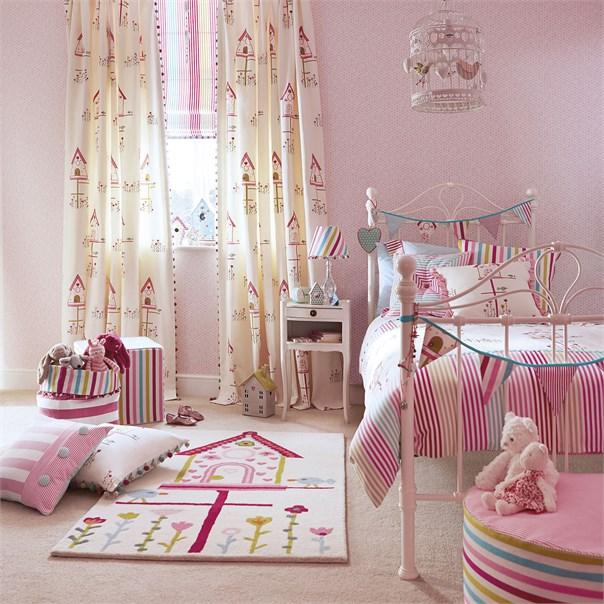 Alfombra para habitación niña - Villalba Interiorismo (4)