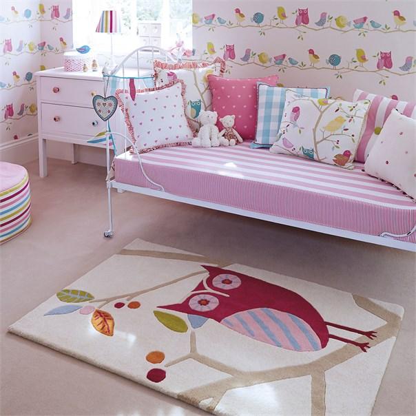 Alfombra para habitación niña - Villalba Interiorismo (5)