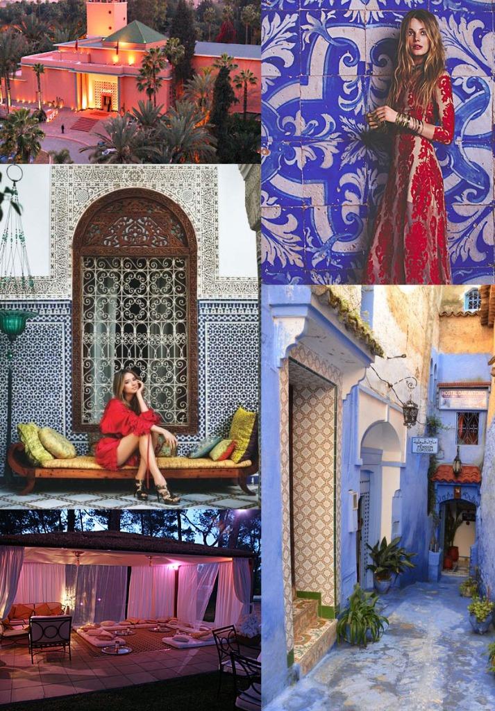 Ambientes Marruecos - Villalba Interiorismo
