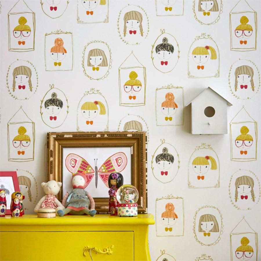 Papel pintado para niñas - Villalba Interiorismo (3)