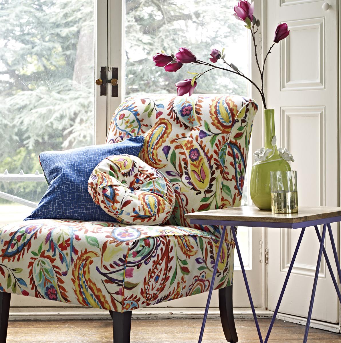 Telas para tapizar sillones las mejores telas para - Sillones tapizados en tela ...