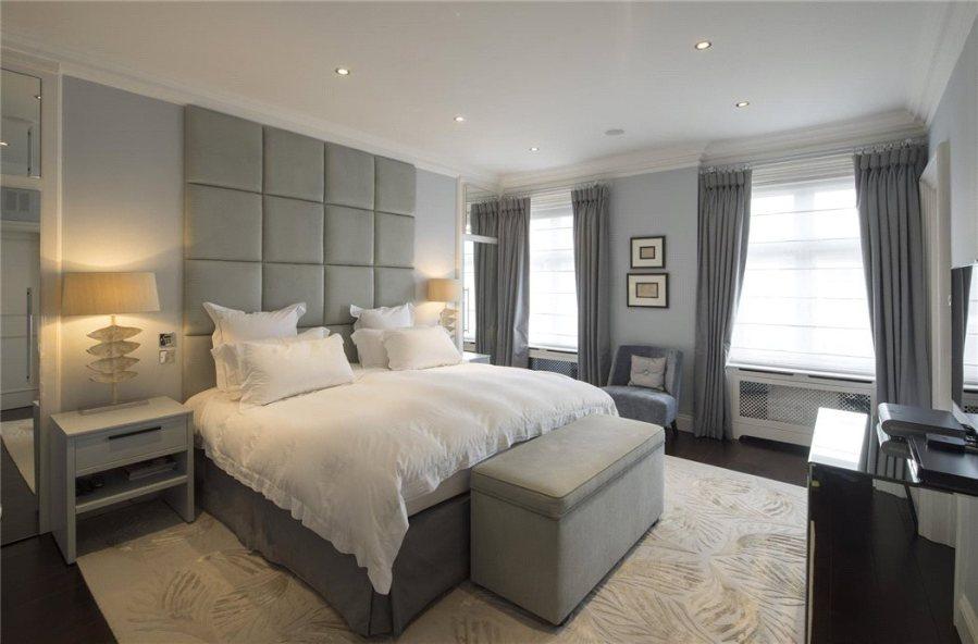 Dormitorio elegante - Villalba Interiorismo