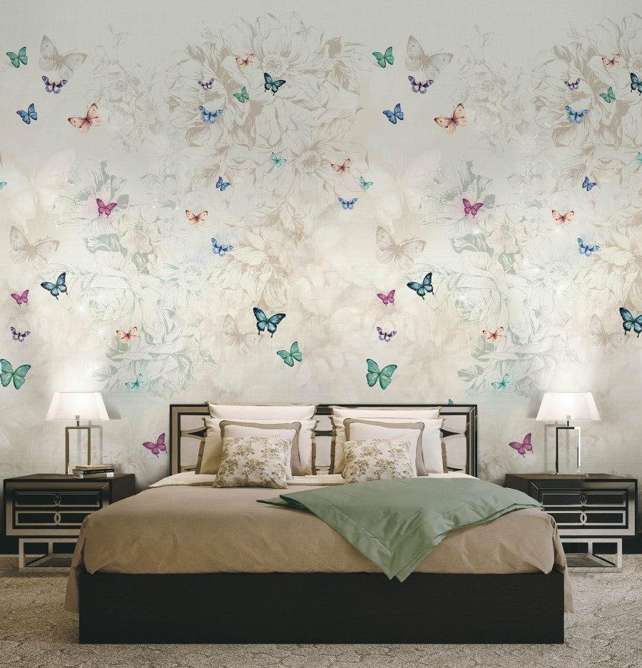 Mural SOFFIO de Blumarine - Villalba Interiorismo
