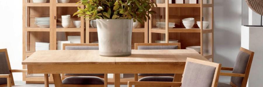 Mobiliario villalba interiorismo - Muebles de madera de teca ...