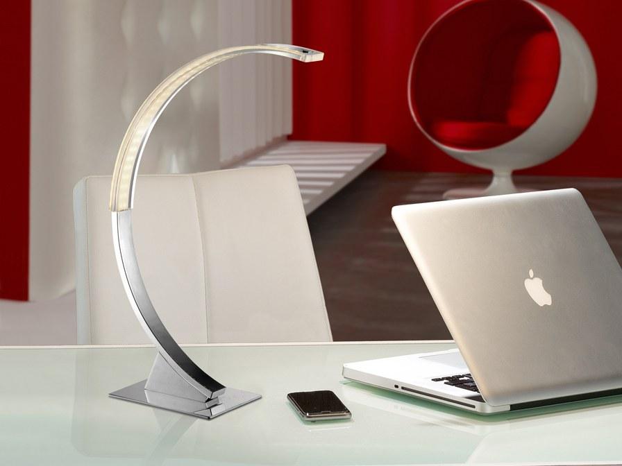 Lámpara sobremesa moderna - Villalba Interiorismo