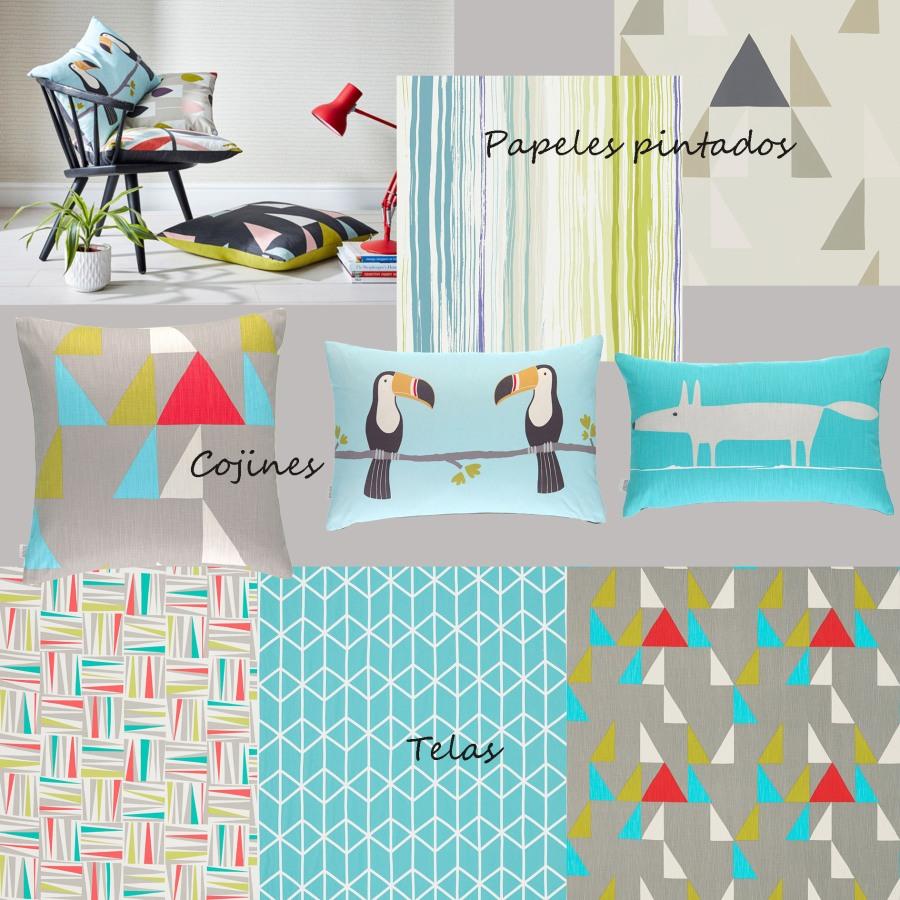 telas-papeles-pintados-y-cojines-en-turquesa-para-dormitorios-chicos-villalba-interiorismo