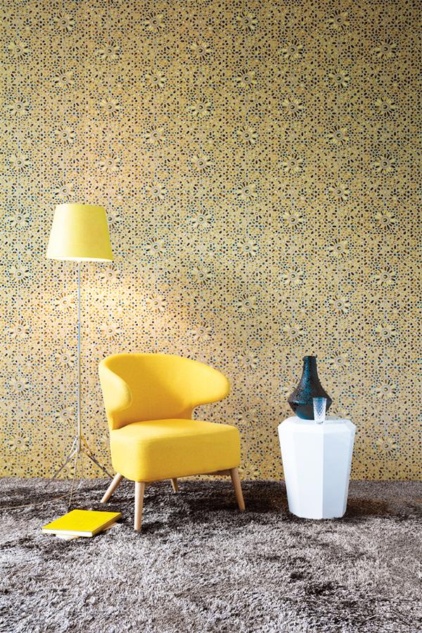 papel-pintado-doradoy-azul-de-khroma-coordonne-villalba-interiorismo