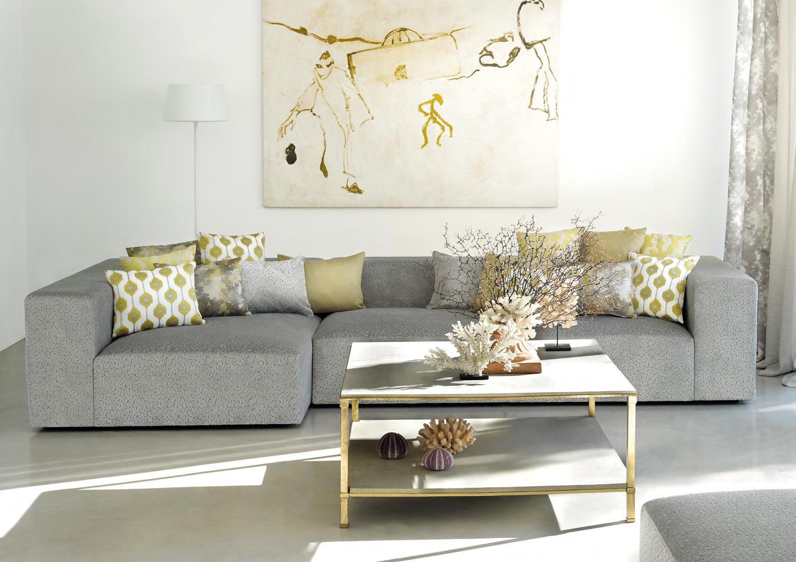 Como cubrir un sofa amazing gallery of sofas pequeos llenos de cojines with ideas para cubrir - Sofa de cojines ...
