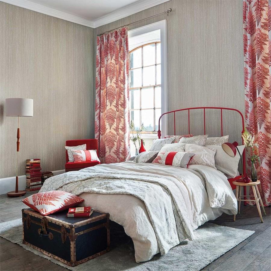 Consejos Para Actualizar Tu Dormitorio Con Papel Pintado  ~ Papel Pintado Dormitorio Blanco