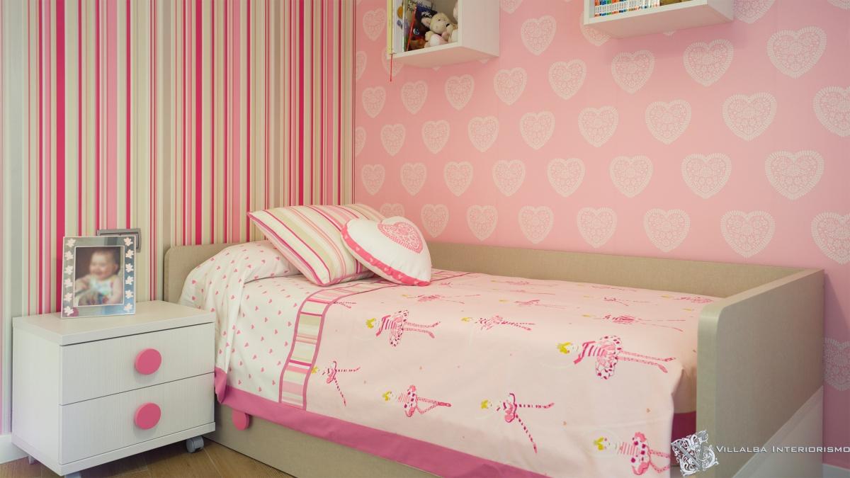 La preciosa habitación de Alba