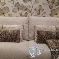 Telas de animal print para tapicerías, cortinas y cojines