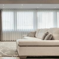 La tendencia de colocar las cortinas en onda perfecta